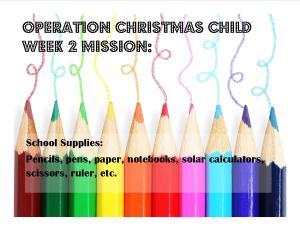 2015 OCC week 2 mission
